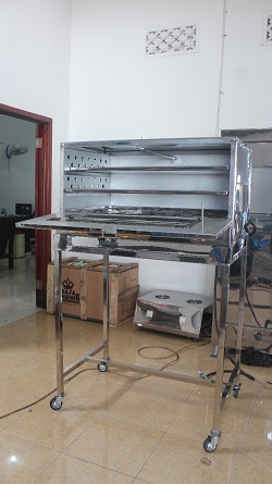 jual oven stainless