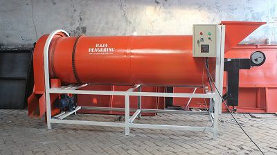 Jual Rotari Dryer